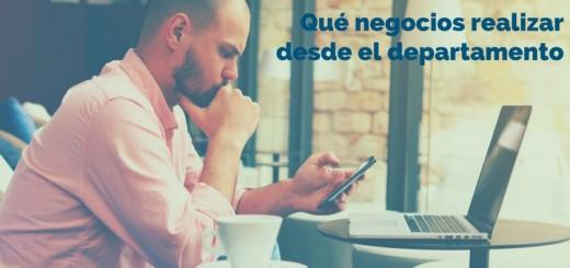negocios departamentos venta chiclayo