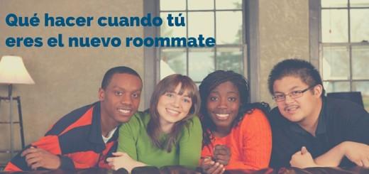 nuevo roommate