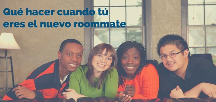 Que hacer cuando tu eres el nuevo roommate 1