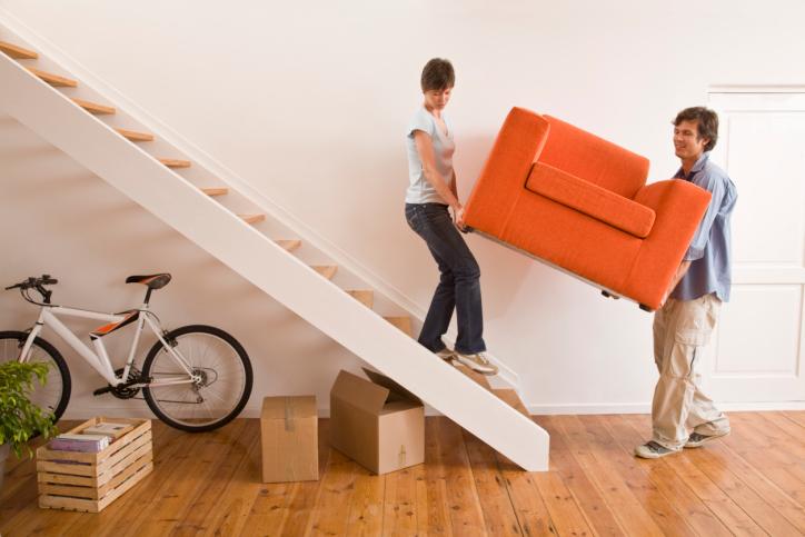 Lo que debes y no debes hacer al mudarte a tu primer departamento