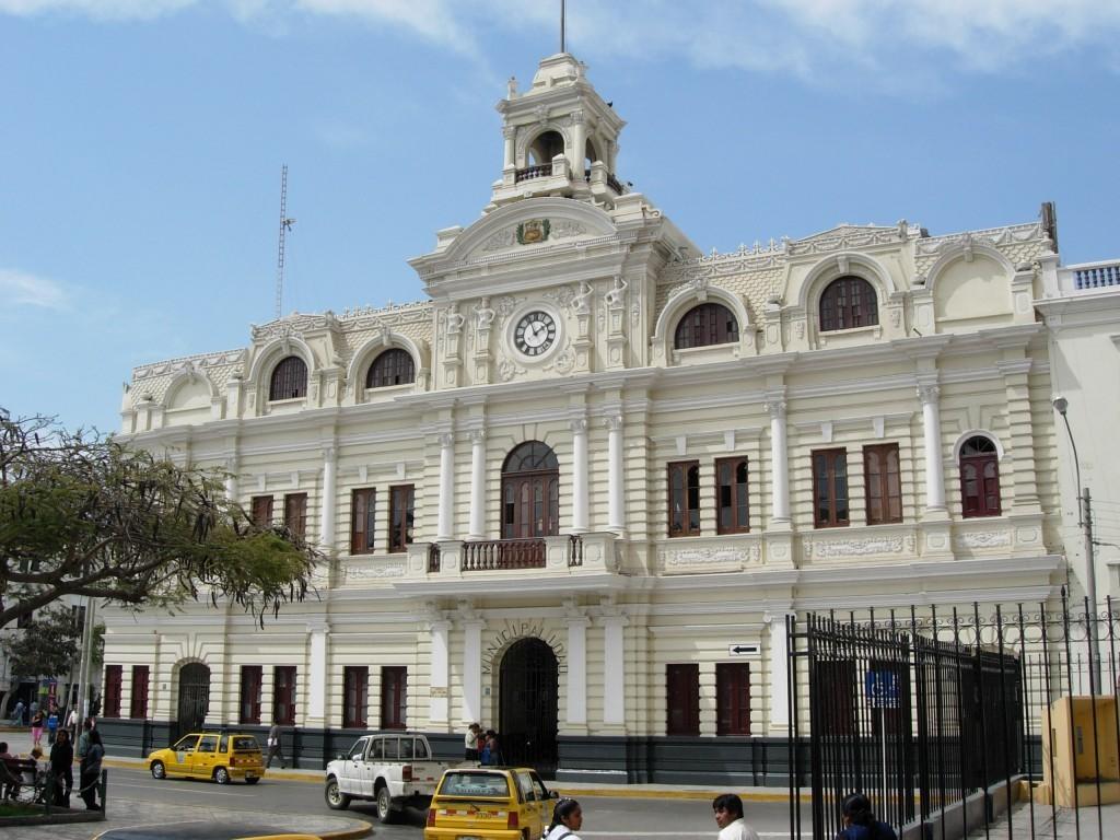 Chiclayo palacio municipal