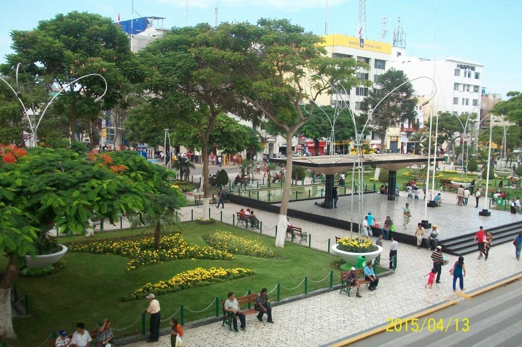 Parque de Chiclayo, Santa Elvira