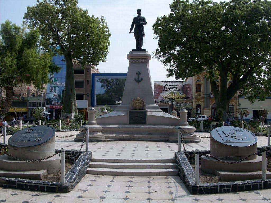 Plazuela Elias Aguirre Chiclayo
