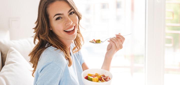 podrias empezar comer sano