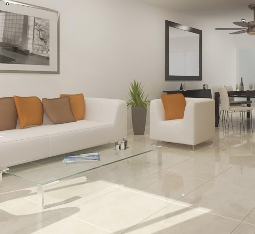 C mo limpiar el porcelanato de tu departamento ciudaris for Modelos ceramica para pisos cocina