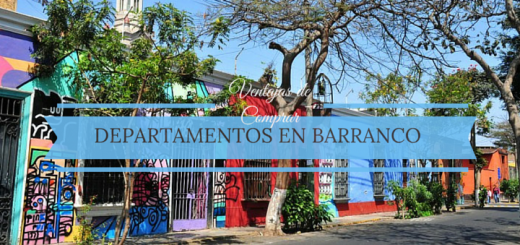 departamento en barranco