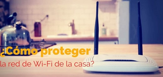 proteger Wi-Fi