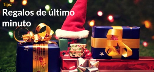 Ideas de regalos festivos de último minuto para departamentos