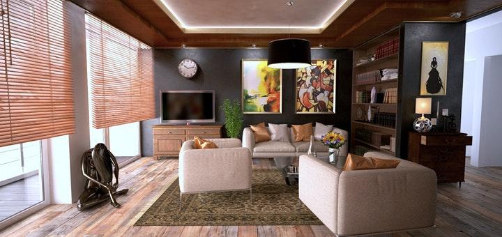 reglas organizar muebles departamento nuevo