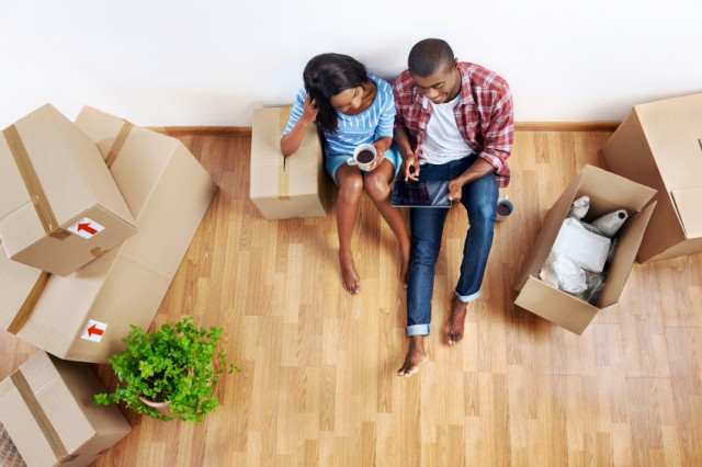 recien casados: como comprar el primer departamento