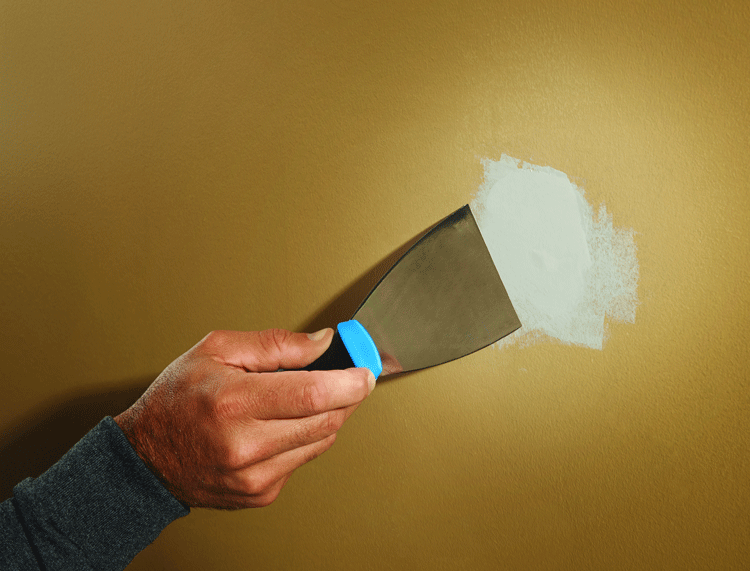 Por qu aparecen peque as grietas en las paredes ciudaris - Reparar grietas pared ...