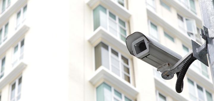 seguridad edificio