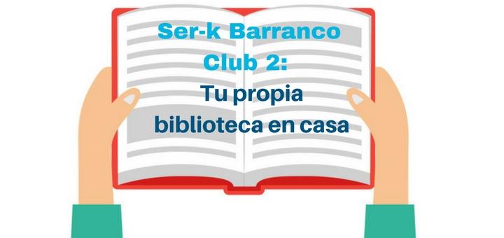 Ser-k Barranco Club 2 Libreria en casa