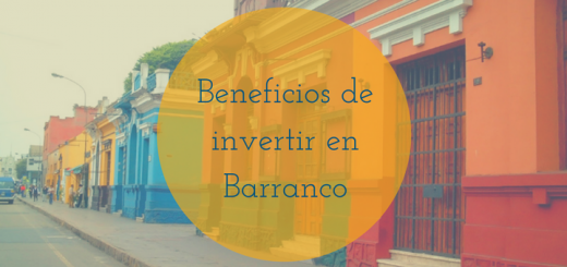 beneficios de invertir en barranco