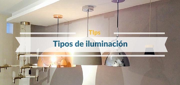 3 tipos de iluminaci n que todo departamento debe tener - Tipos de lamparas ...