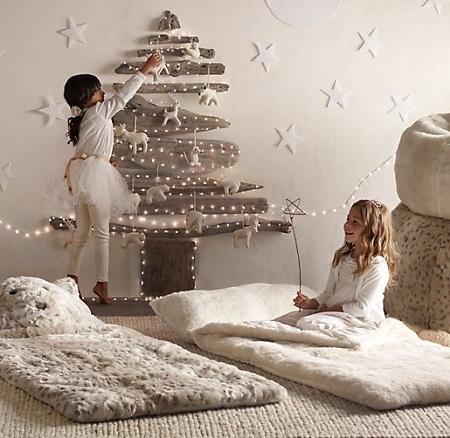 Consejos y pautas de decoraci n navide a para departamentos for Departamentos decorados para navidad