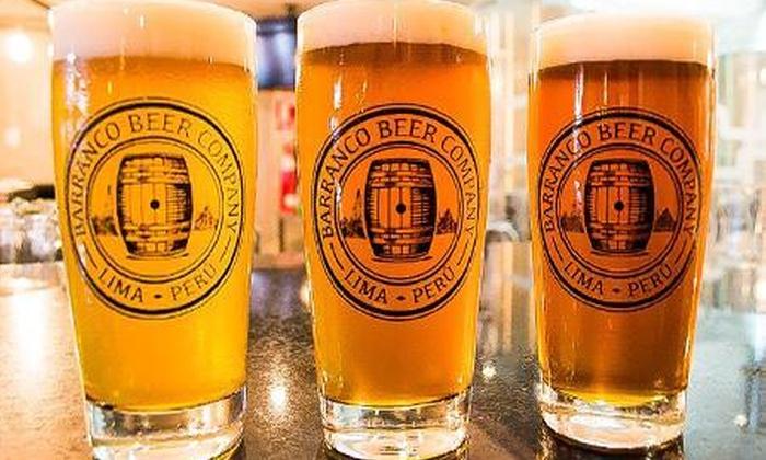 Vivir en Barranco Beer Company