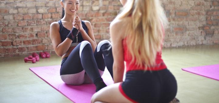 gym al vivir en un departamento