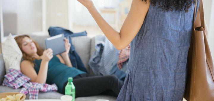 Consejos para manejar los problemas con tu roommate