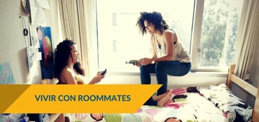 Vivir con roommates: usar de forma astuta los espacios compartidos